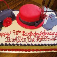 Red Hat Birthday