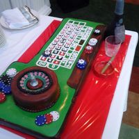 Russian Roulette Table
