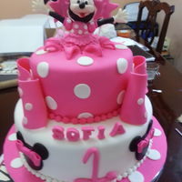Minnie Mouse Cake Everything Edible Minnie mouse cake everything edible