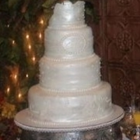 Cummins Wedding Cake Wedding Cake, Tier 1 & 4 tier same flavors - Red Velvet and Chocolate fudge marble with Cream Cheese filling. Tier 2, White Chocolate...