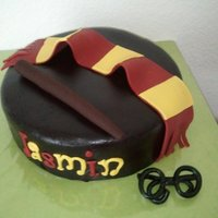 Potter Harry Potter cake for my neice.