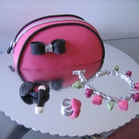 Make-Up Bag For Girls