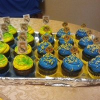 All Sports Cake & Cupcakes