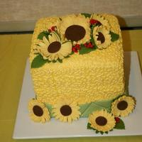 Sunflower Cake   *