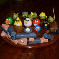 Angry Birds!!