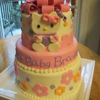 Hello Kitty Girls Baby Shower *
