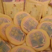 First Communion Cookiesfirst Communion Cookies