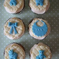 Baby Cupcakes Cupcakes for a baby shower