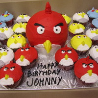 Angry Birds   Angry birds - what more can you say?