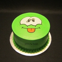 Silly Face Cake