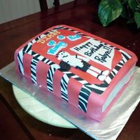 Diary Of A Wimpy Kid Birthday Cake Diary of a Wimpy Kid Birthday Cake