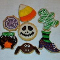 Sugar Cookies For Halloween Tfl Sugar cookies for Halloween. TFL!!