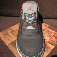 Jordan Basketball Shoe