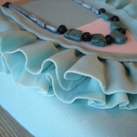Sister Missionary Cake