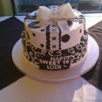 Sweet 16 made this cake for my nieces 16th birthday.
