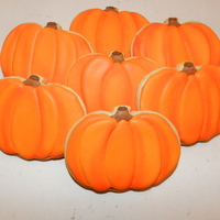 Autumn Is Here Airbrushed Pumpkin   Autumn is here! Airbrushed pumpkin!