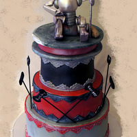 Robot Cake For A Local Business The Robot Is Based Off Of The Work By Carlos Lischetti Robot cake for a local business. The Robot is based off of the work by Carlos Lischetti.