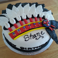 All Handmade Feathers Over Fondant Covered Cake   All handmade feathers over fondant covered cake