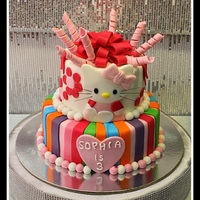 Hello Kitty Cake Dubai 23