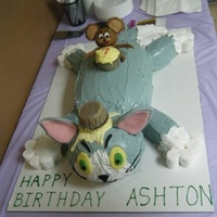 Tom And Jerry Birthday   Tom and Jerry birthday