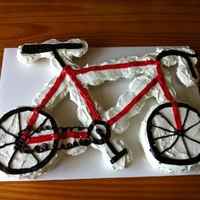 Bike Bicycle Cupcakes