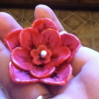 Just A Flowers   a flower i think i made up lol