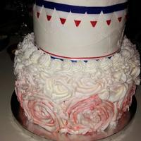 10 In And 6 In Pink Champagne Cake With Pastry Creme Filling For My Friends Swearing In Ceremony Local Elections I Used Real Ribbon On T 10 in and 6 in pink champagne cake with pastry crème filling for my friend's swearing-in ceremony (local elections). I used...
