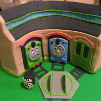 Thomas The Tank Tidmouth Shed