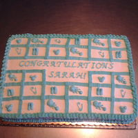 Baby Shower Cakes Boy baby shower cake