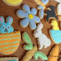 Easter Cookie Round-Up