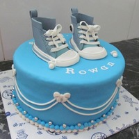 Baby Cake With Real Allstars