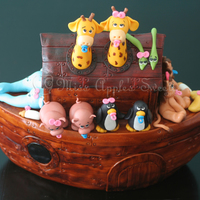 Cake Toppers   Noah's Ark