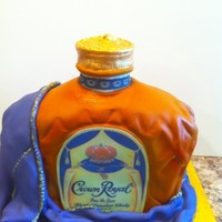 Crown Royal Cake crown royal cake