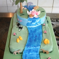 Adoptioncake A girl, born in Florida was adopted to the Netherlands
