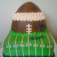 Cowboys Birthday Cakeall Cake Cowboys Birthday Cake...all cake..