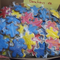 Autism Cookies raising awareness one cookie at a time!