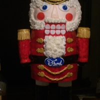 Ford Nutcracker Cake