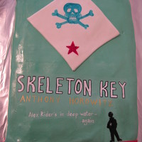 Skeleton Key Book For a 10th birthday.... this is the little girls fav book.