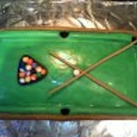 Pool Table Pool table