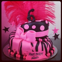 Pink Zebra Loved making this one!!