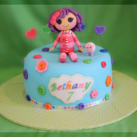 My Daughter Is In Love With Pillow From Lalaloopsy Im In The Process Of Retiring From Caking So This Is My Last Cake For Her I Was Kin My daughter is in love with Pillow from Lalaloopsy. I'm in the process of retiring from Caking, so this is my last cake for her. I was...