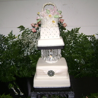 Andrea's Wedding Cake Fondant