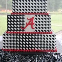 Groom Was A University Of Alabama Fan Groom was a University of Alabama fan