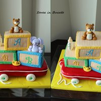 Baby Shower Cake- No Gender