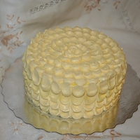 French Buttercream Cake