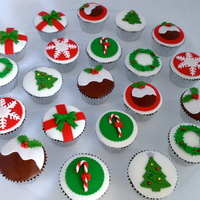 Christmas Cupcakes For Meals On Wheels Christmas Cupcakes for Meals on Wheels