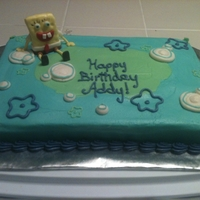 Spongebob Birthday Cake Spongebob is MMF