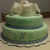 Pretty Cake MMF bow