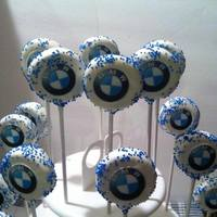 Bmw Cakepops BMW cake pops inspired by photo provided by customer from Flicker.