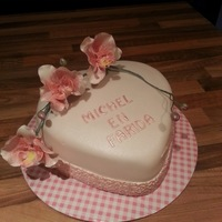 Catia Pequeno , Orchideen Cake